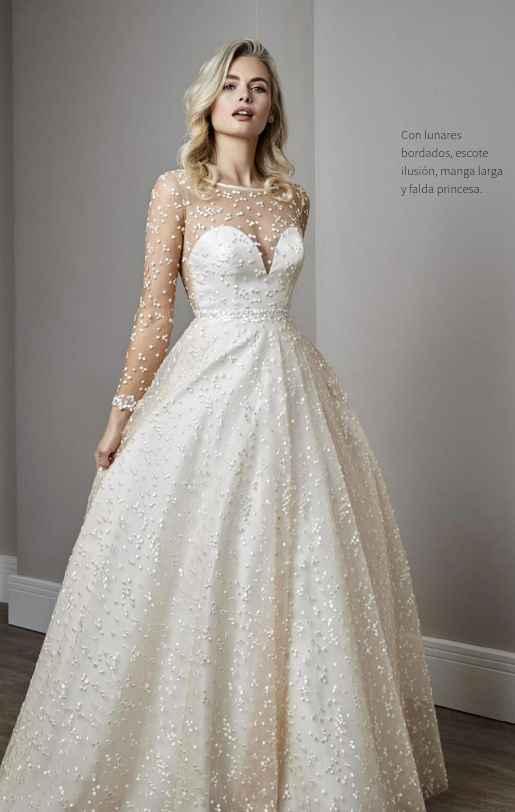 Vestidos colección 2021 Asteria by Sassi Holford 1