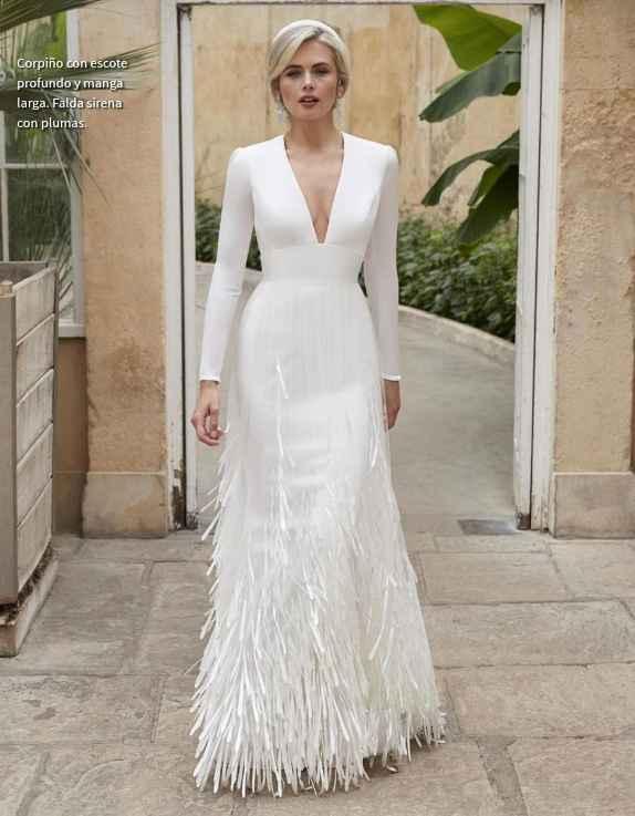 Vestidos colección 2021 Asteria by Sassi Holford 2