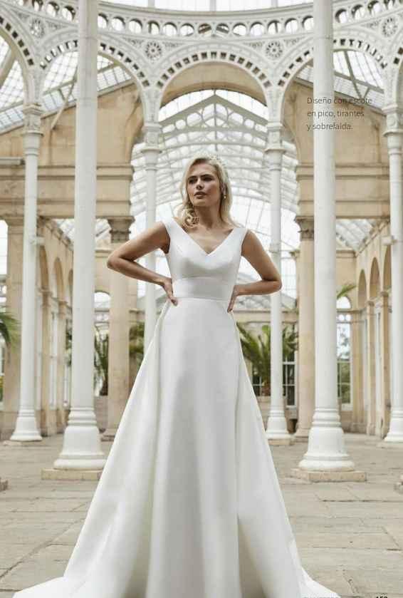 Vestidos colección 2021 Asteria by Sassi Holford 3