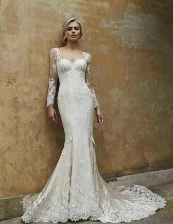 Vestidos colección 2021 Asteria by Sassi Holford 6