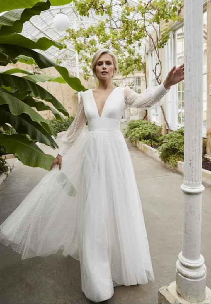 Vestidos colección 2021 Asteria by Sassi Holford 7