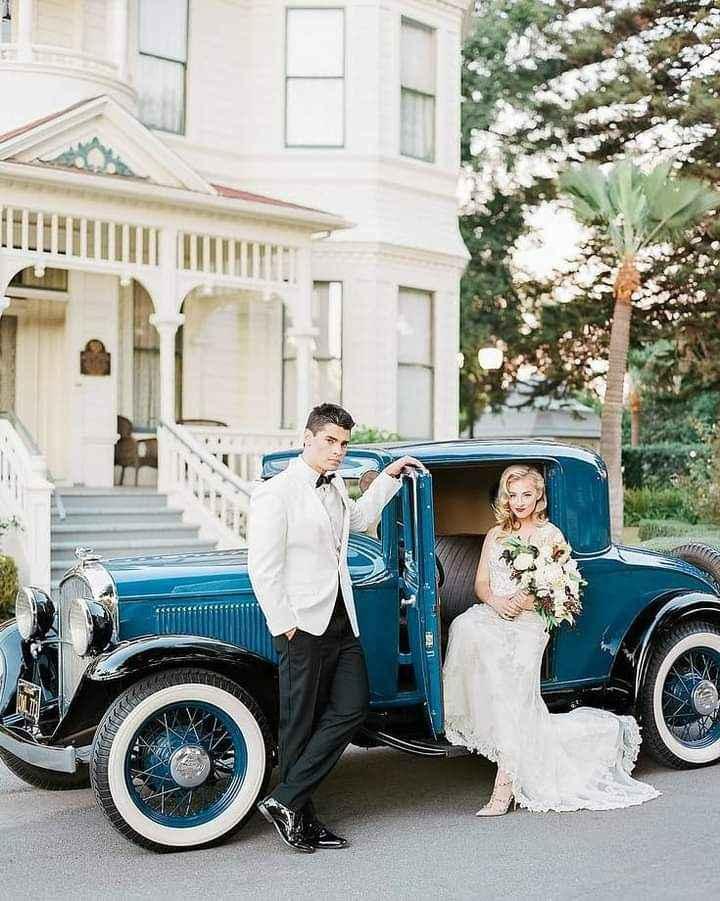 Fotografías en autos con toque vintage 10