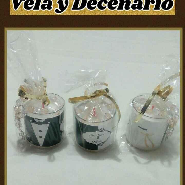 """Souvenirs para la Iglesia"" - 1"