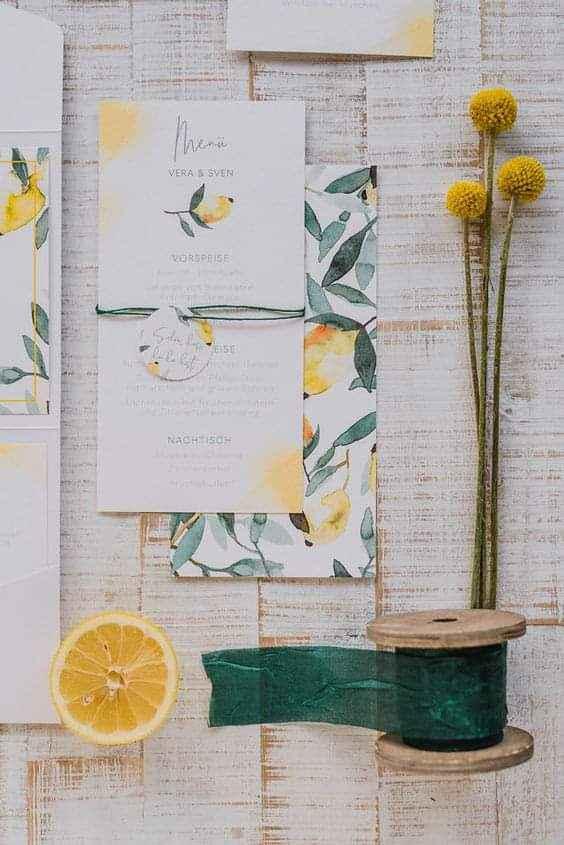 Decora con limones - 1