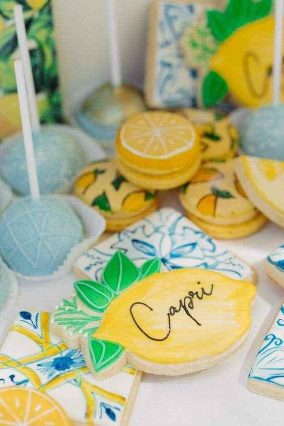 Decora con limones - 4