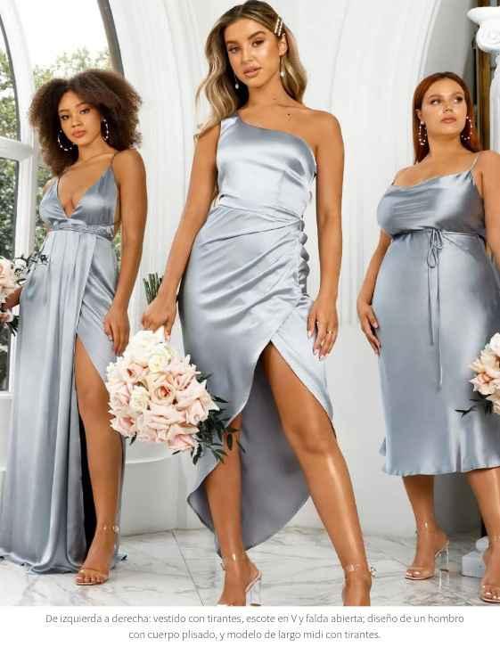Vestidos para damas 2021 White Fox 2