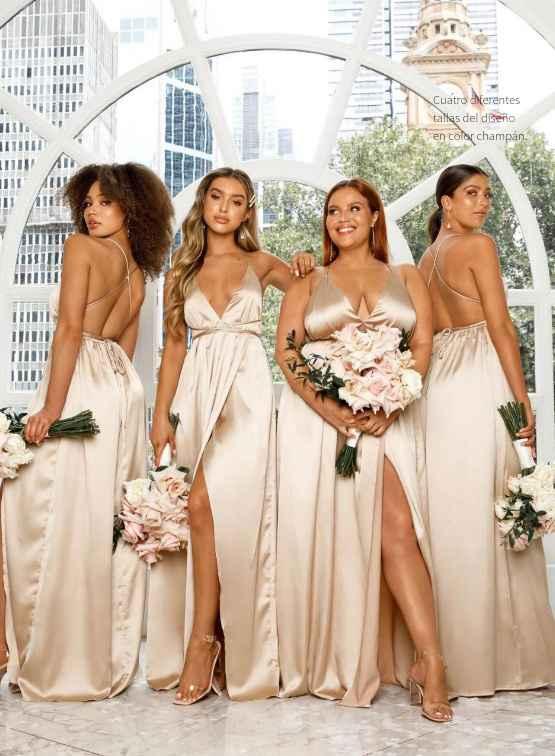 Vestidos para damas 2021 White Fox 6