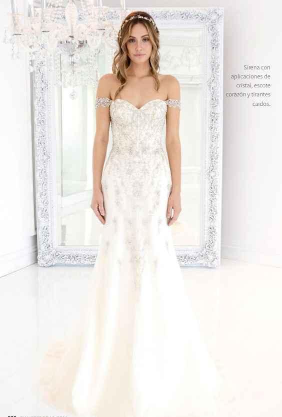 Vestidos colección 2021 Winnie Couture 2
