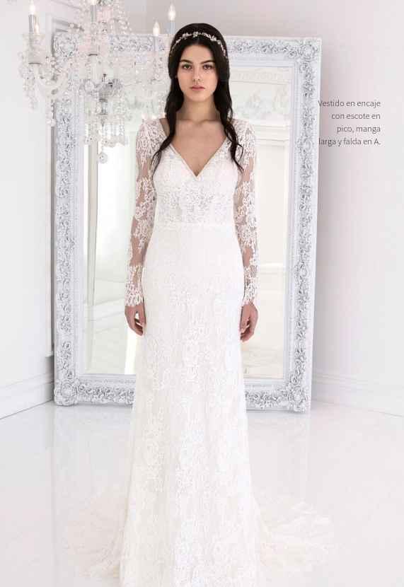 Vestidos colección 2021 Winnie Couture 3