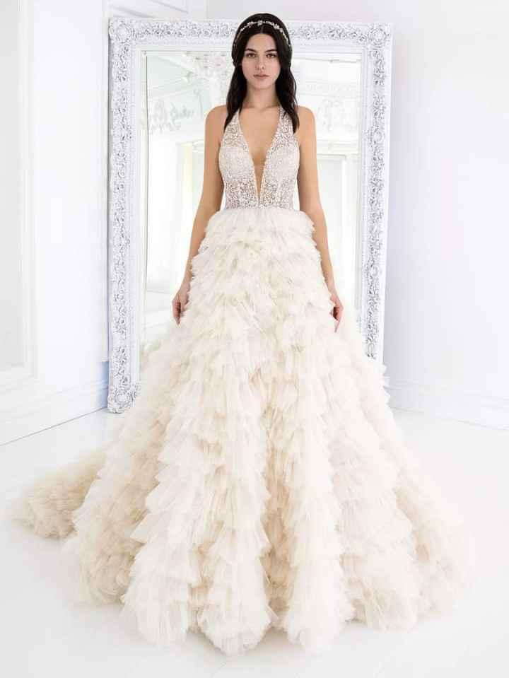 Vestidos colección 2021 Winnie Couture 6