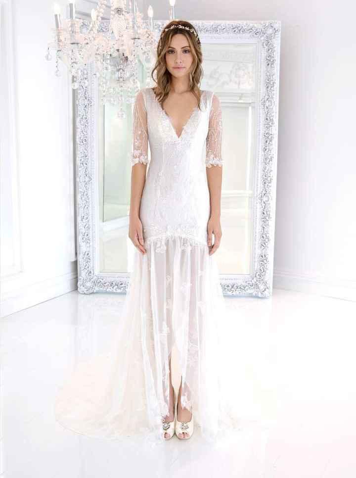 Vestidos colección 2021 Winnie Couture 7