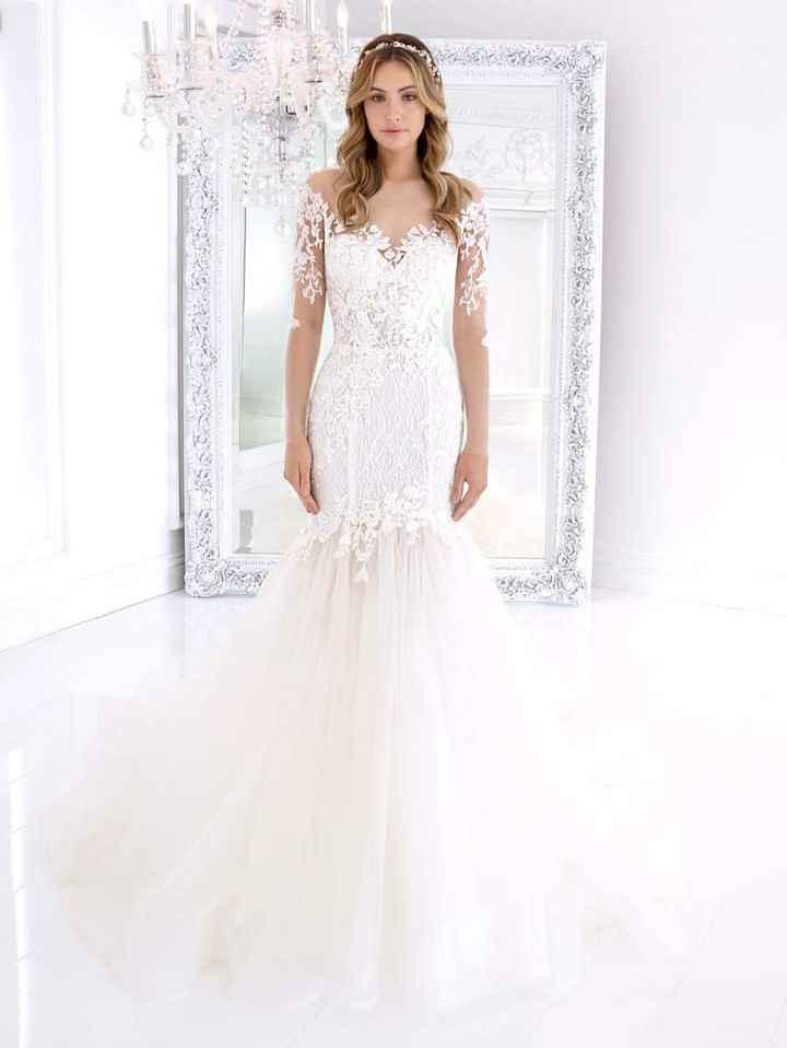 Vestidos colección 2021 Winnie Couture 8