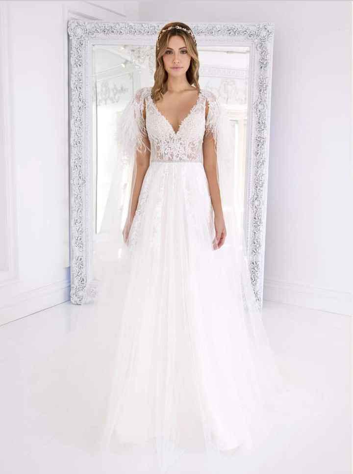 Vestidos colección 2021 Winnie Couture 9