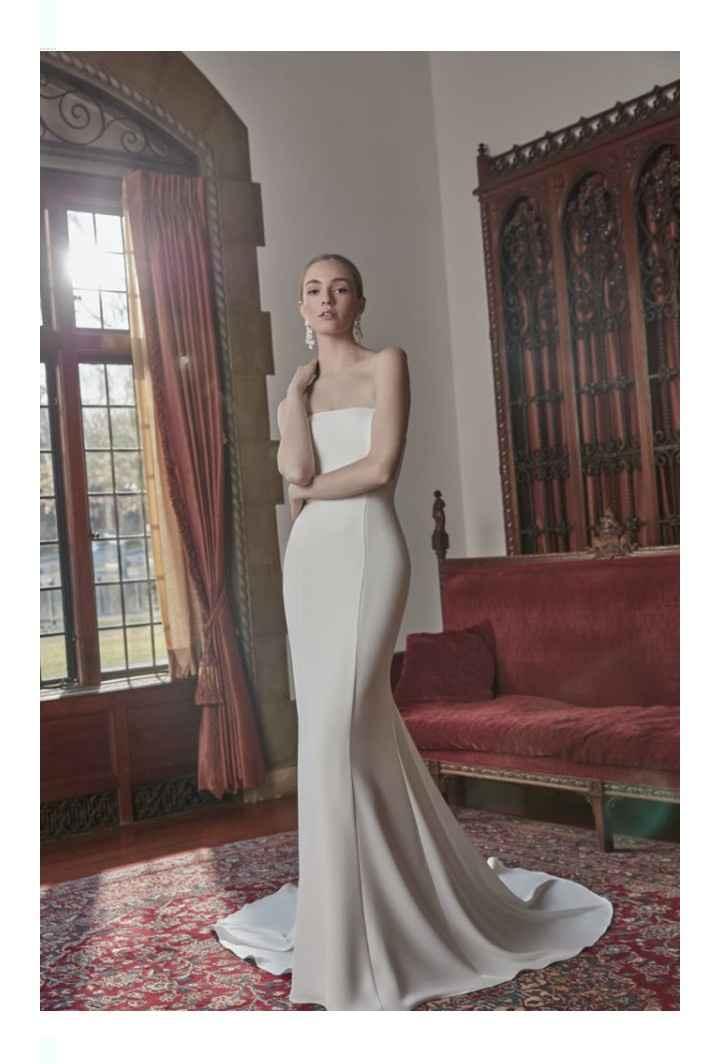 Vestidos colección primavera 2022 Enchantment by Sareh Nouri 2