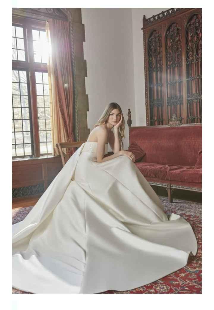Vestidos colección primavera 2022 Enchantment by Sareh Nouri 3