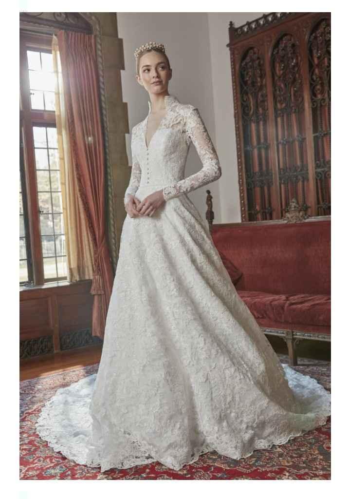 Vestidos colección primavera 2022 Enchantment by Sareh Nouri 4