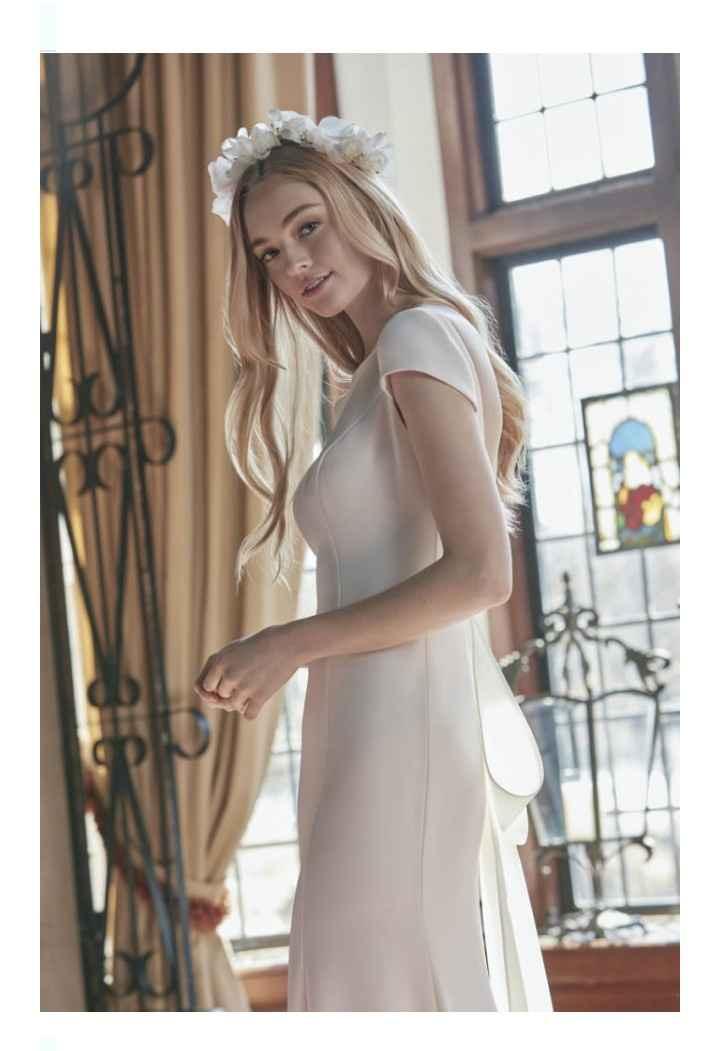 Vestidos colección primavera 2022 Enchantment by Sareh Nouri 5