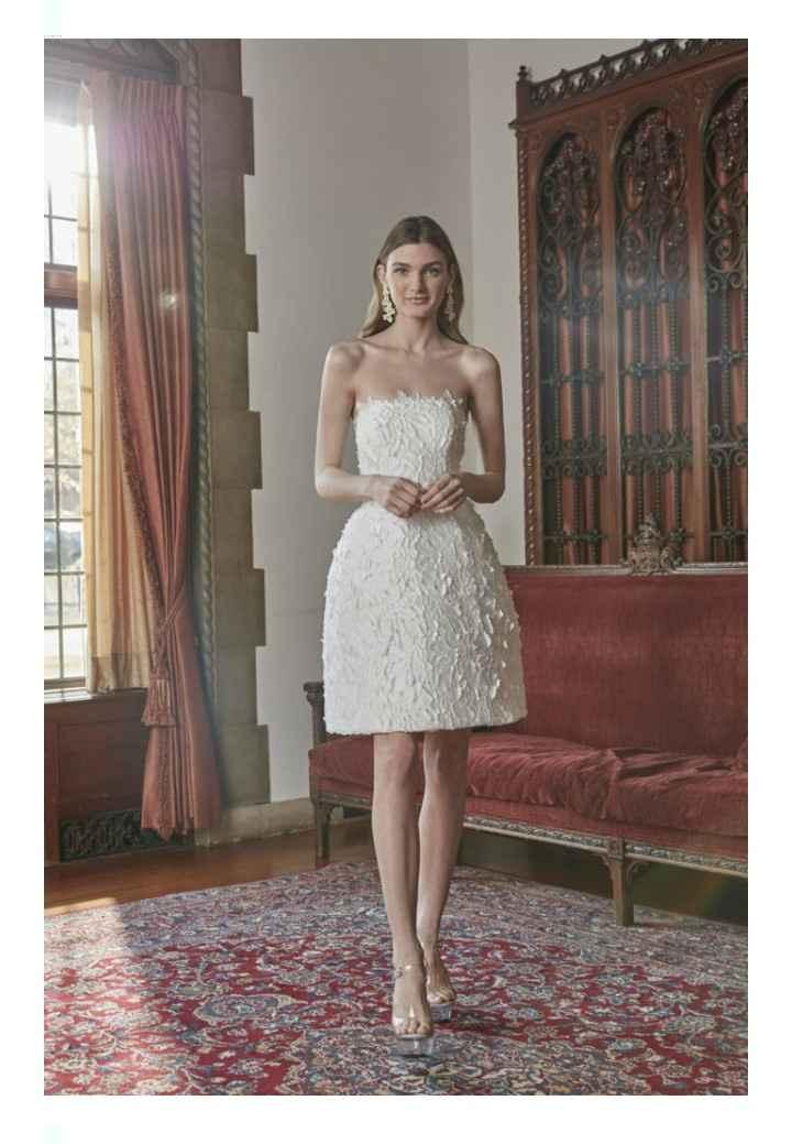 Vestidos colección primavera 2022 Enchantment by Sareh Nouri 7