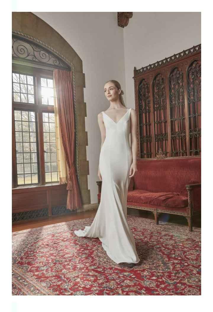 Vestidos colección primavera 2022 Enchantment by Sareh Nouri 8