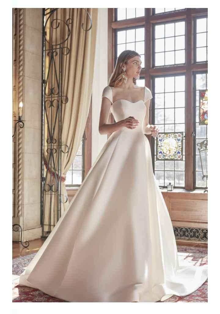 Vestidos colección primavera 2022 Enchantment by Sareh Nouri 9