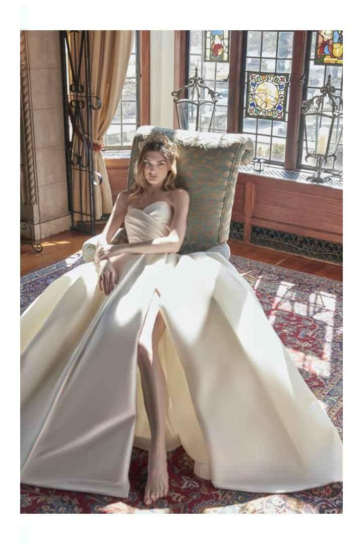 Vestidos colección primavera 2022 Enchantment by Sareh Nouri 10