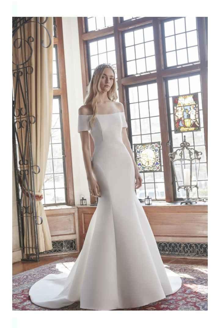 Vestidos colección primavera 2022 Enchantment by Sareh Nouri 11