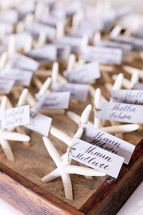 Verano: boda en playa - 2