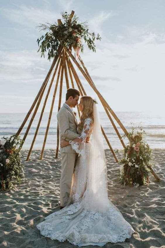 Verano: boda en playa - 3
