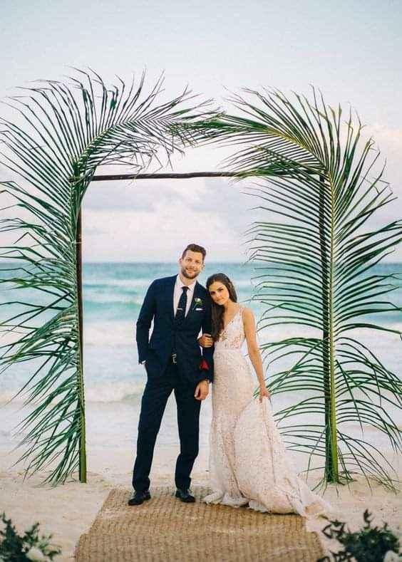 Verano: boda en playa - 7