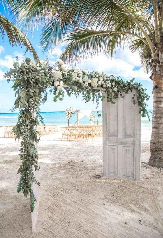 Verano: boda en playa - 11