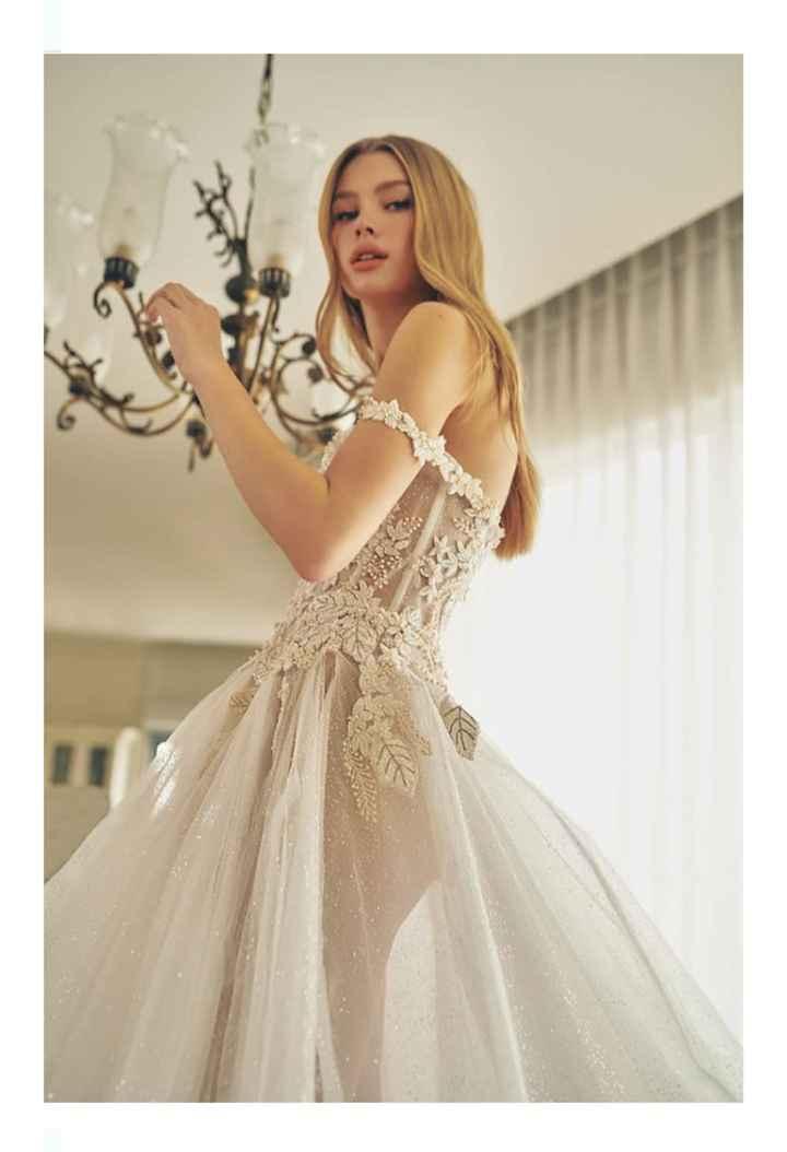 Vestidos colección primavera 2022 Do not disturb by Galia Lahav - 1