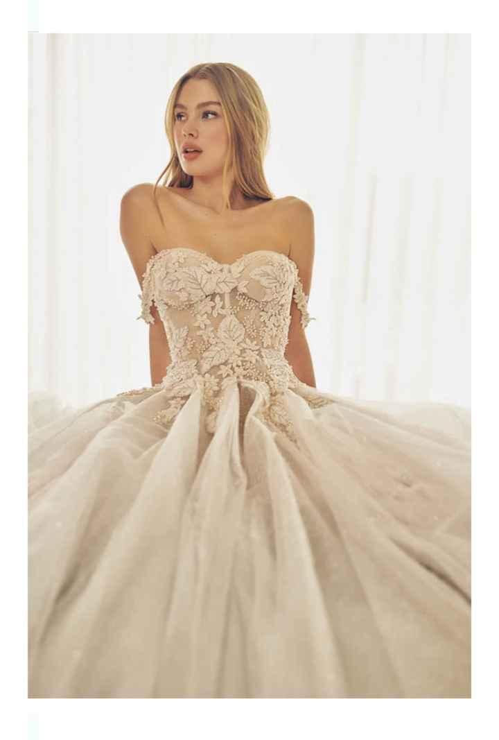 Vestidos colección primavera 2022 Do not disturb by Galia Lahav - 2