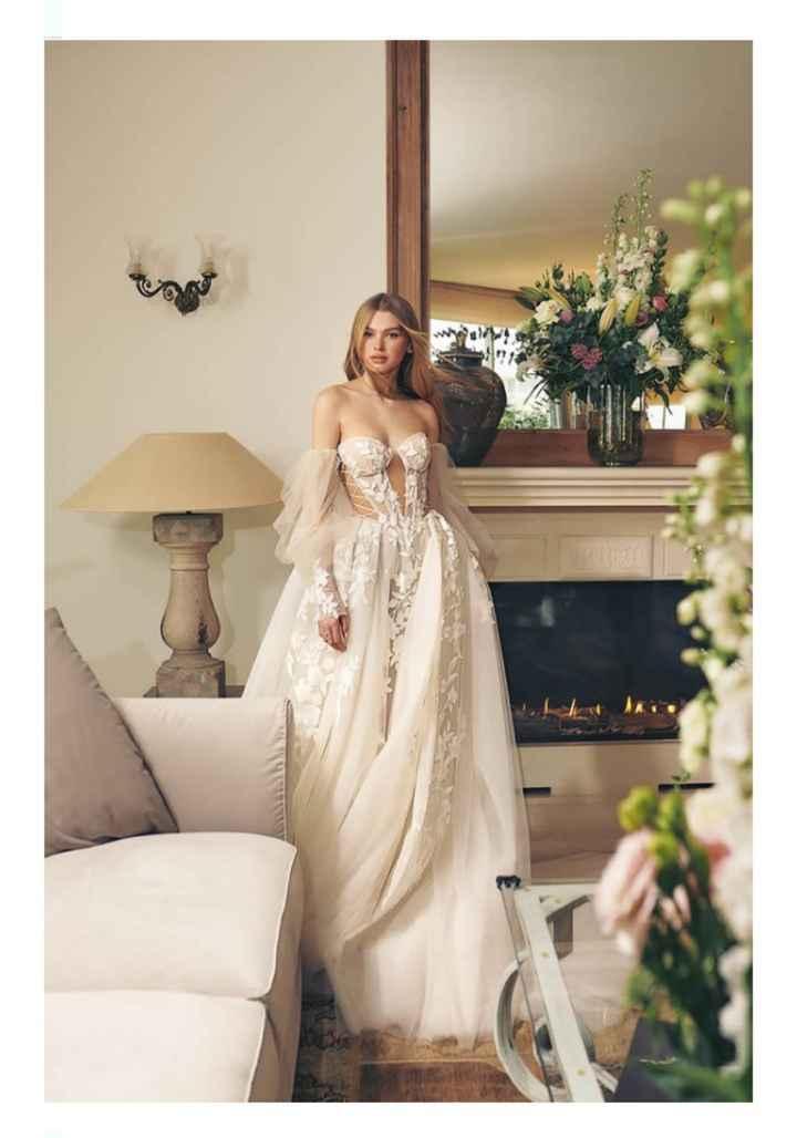 Vestidos colección primavera 2022 Do not disturb by Galia Lahav - 4