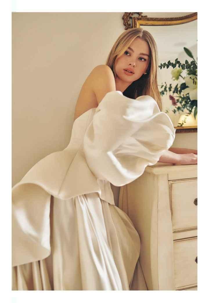Vestidos colección primavera 2022 Do not disturb by Galia Lahav - 5