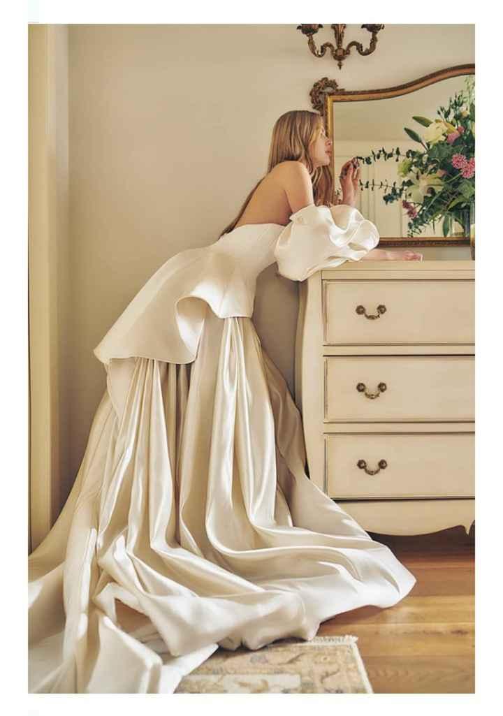 Vestidos colección primavera 2022 Do not disturb by Galia Lahav - 6
