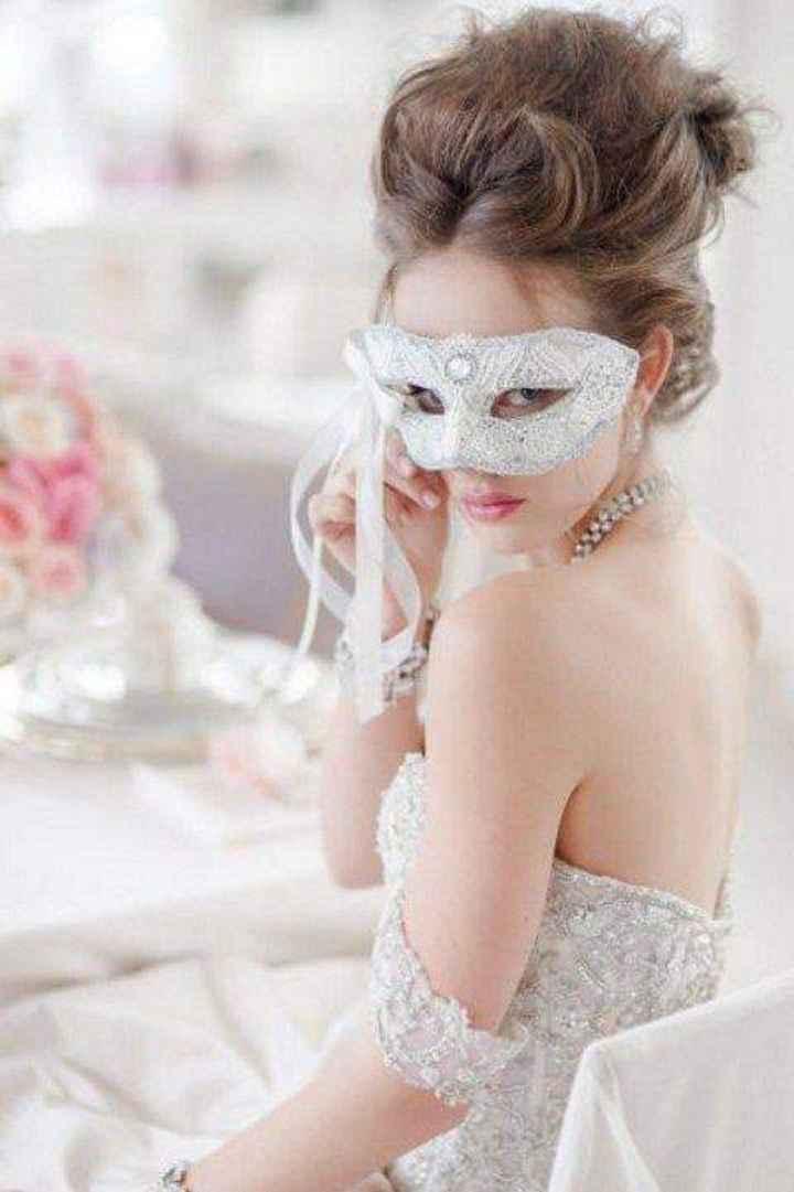 Masquerade wedding - 13