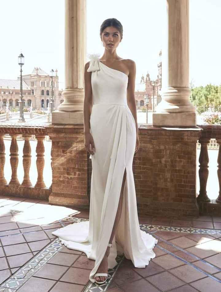 Vestidos colección 2022 Marchesa - 5