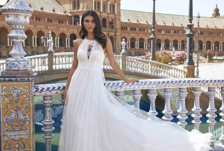 Vestidos colección 2022 Marchesa - 7