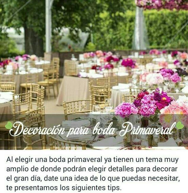 Matrimonio Tema Primavera : Decoracion para boda en primavera foro organizar una boda bodas