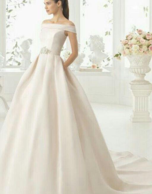vestidos de novia con bolsas - foro moda nupcial - bodas.mx
