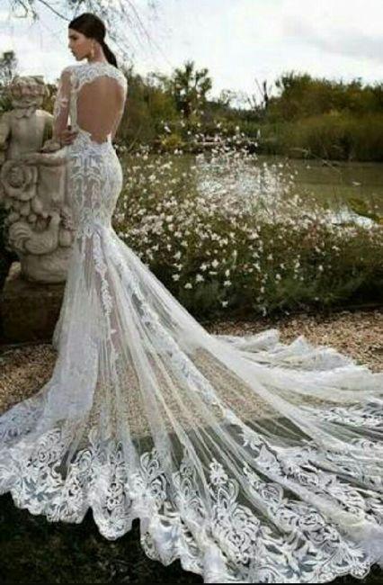 vestidos de novia con encaje y transparencias - foro moda nupcial