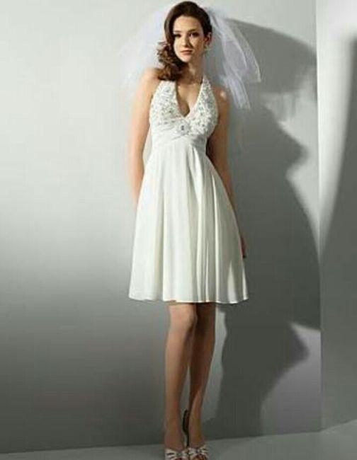6160794a4 Vestidos para boda civil embarazadas – Vestidos para bodas
