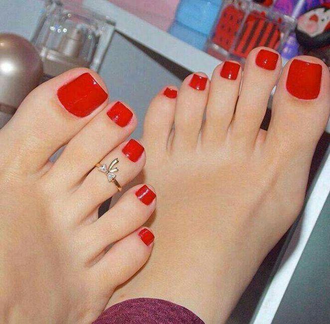 Uñas lindas,pies - Foro Belleza - bodas.com.mx