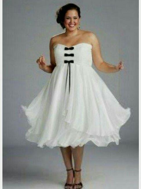 b3eaf11d6 Vestidos para novias con curvas en boda civil - Foro Moda Nupcial ...