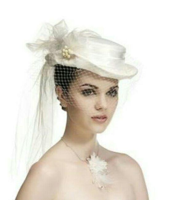 Novias con sombrero - Foro Moda Nupcial - bodas.com.mx 53e0d61ef3e