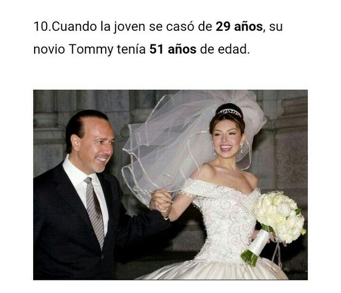 50dafab22 Novia famosa  Thalía - Foro Bodas famosas - bodas.com.mx - Página 2