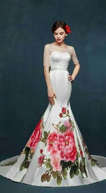 Vestidos de noche para boda mexico