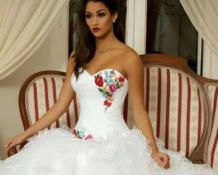 Vestidos para boda mexicana - Foro Moda Nupcial - bodas.com.mx
