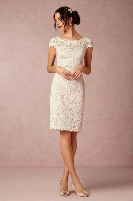 Vestidos para boda civil - Foro Moda Nupcial - bodas.com.mx