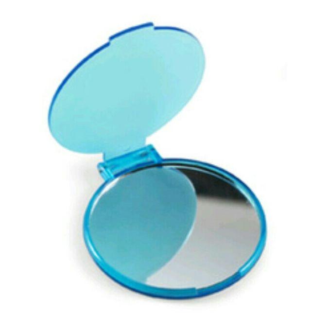Espejos de bolsillo para invitadas foro manualidades para bodas - Espejos de bolsillo ...